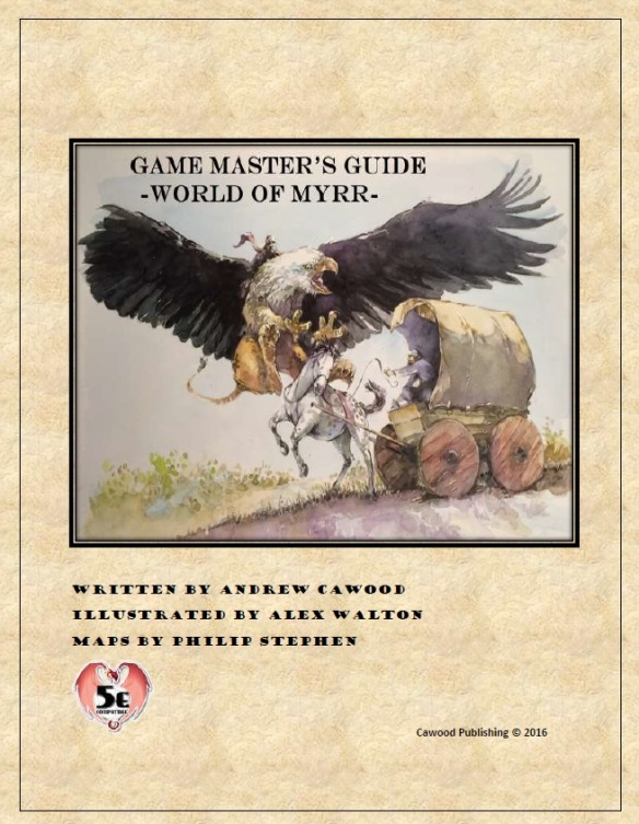 February | 2016 | RPG Products for 5th Edition