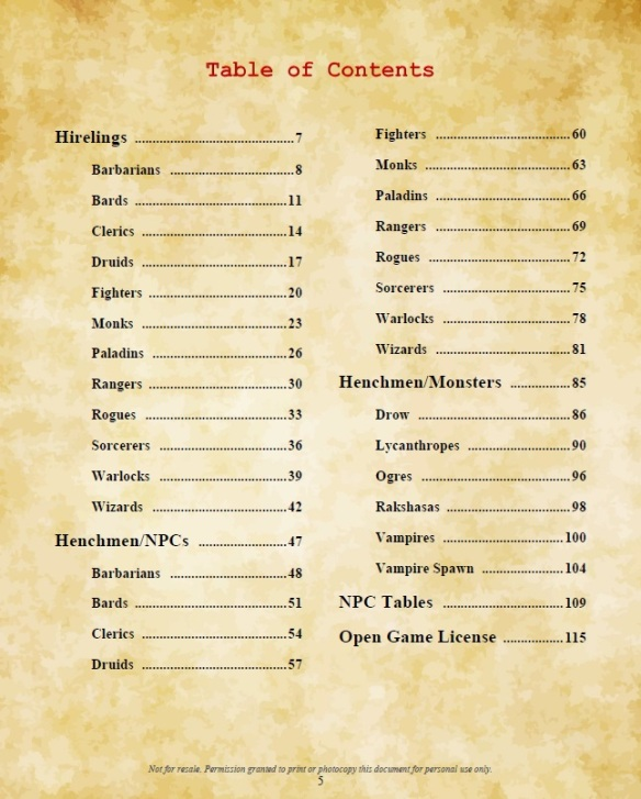 February | 2018 | RPG Products for 5th Edition