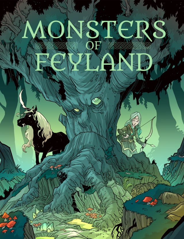 Monsters_of_Feyland_Cover