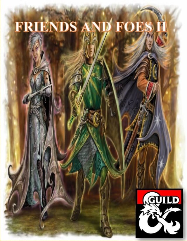 DMs GUILD – RPG Products for 5th Edition
